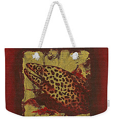 Moray Eel Weekender Tote Bag