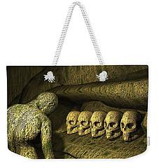 Morbid Vespers Weekender Tote Bag by John Alexander
