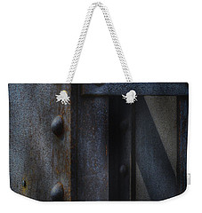 More Steel Bridgework Weekender Tote Bag