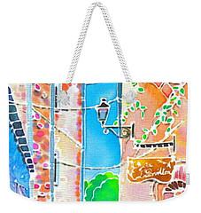 Morning Air  Weekender Tote Bag