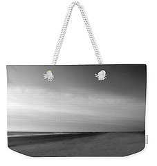 Weekender Tote Bag featuring the photograph Morning At Tybee Island by Frank Bright