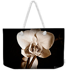Morning Beauty Sepia Weekender Tote Bag