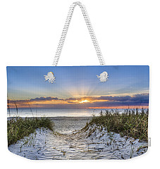 Morning Blessing Weekender Tote Bag