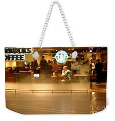 Morning Buzz Weekender Tote Bag
