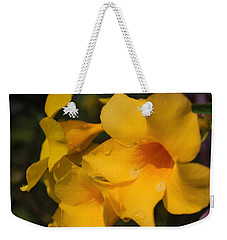 Morning  Delight Weekender Tote Bag by Miguel Winterpacht