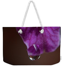 Morning Dew Weekender Tote Bag by Michelle Meenawong