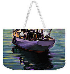 Morning Has Broken Weekender Tote Bag by David  Van Hulst