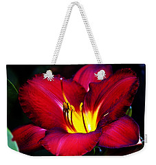 Morning Heat Weekender Tote Bag