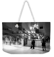 Morning In Grand Central Weekender Tote Bag
