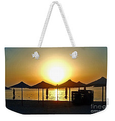 Morning In Greece Weekender Tote Bag