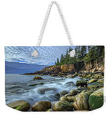 Morning In Monument Cove Weekender Tote Bag