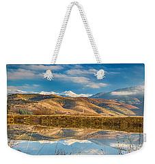 Morning In Pirin Mountain Weekender Tote Bag