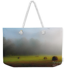 Morning In The Cove Weekender Tote Bag by Douglas Stucky