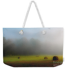Morning In The Cove Weekender Tote Bag