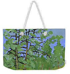 Morning In The Hills Weekender Tote Bag