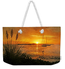 Morning Light - Florida Sunrise Weekender Tote Bag
