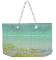Morning Low Tide Weekender Tote Bag