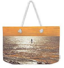 Sunrise Solitude Weekender Tote Bag