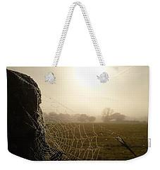 Morning Mist Weekender Tote Bag by Vicki Spindler