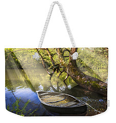 Morning Mists Weekender Tote Bag