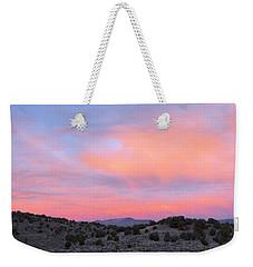 Morning Paints Weekender Tote Bag