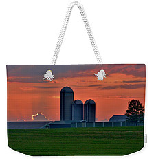Morning Promise Weekender Tote Bag
