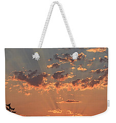 Morning Rays Weekender Tote Bag