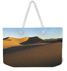 Morning Shadows Weekender Tote Bag by Joe Schofield