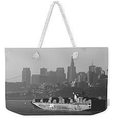Morning Shipment Weekender Tote Bag