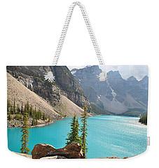 Morraine Lake Weekender Tote Bag by Jim Hogg