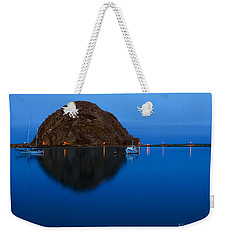 Morro Bay Calm Morning Weekender Tote Bag