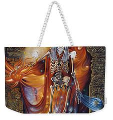 Mors Santi Weekender Tote Bag