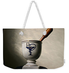 Mortar And Pestle Two Weekender Tote Bag