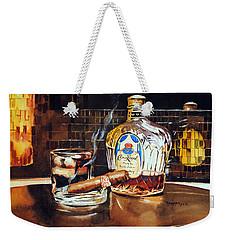 Mosaic Reflections Weekender Tote Bag