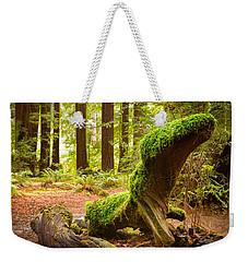 Mossy Creature Weekender Tote Bag