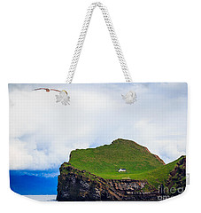 Most Peaceful House In The World Weekender Tote Bag