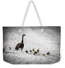 Mother Goose Weekender Tote Bag by Elena Elisseeva