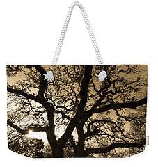 Mother Nature's Design Weekender Tote Bag