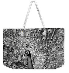 Mother Natures Fireworks Weekender Tote Bag