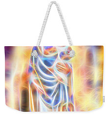 Mother Of Light Weekender Tote Bag