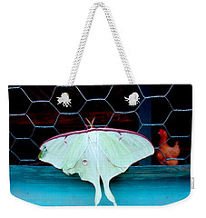 Chicken Mothology Weekender Tote Bag