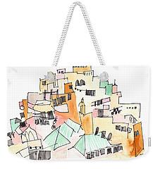 Moulay Idriss Weekender Tote Bag