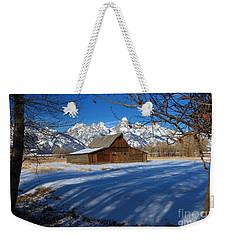 Moulton Barn Weekender Tote Bag