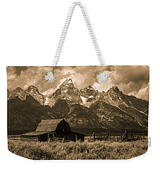 Moulton Barn Weekender Tote Bag