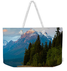 Mount Cannon Weekender Tote Bag by Aaron Aldrich