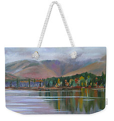 Mount Chocorua And Chocorua Lake New Hampshire Weekender Tote Bag