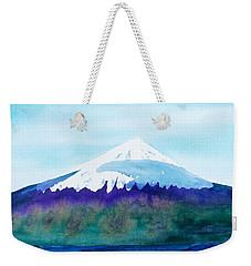 Mount Cleveland Chuginadak Weekender Tote Bag