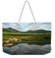 Mount Katahdin Weekender Tote Bag