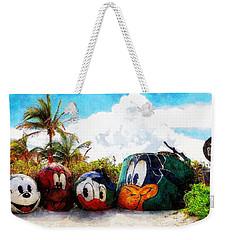 Mount Rustmore Castaway Cay Weekender Tote Bag