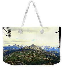 Mount Starr King Weekender Tote Bag